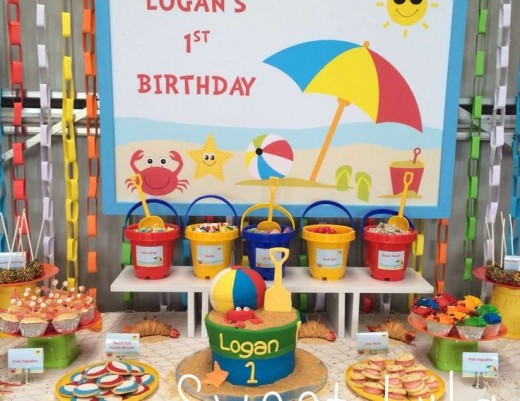 some useful food and activities ideas for summer birthday party