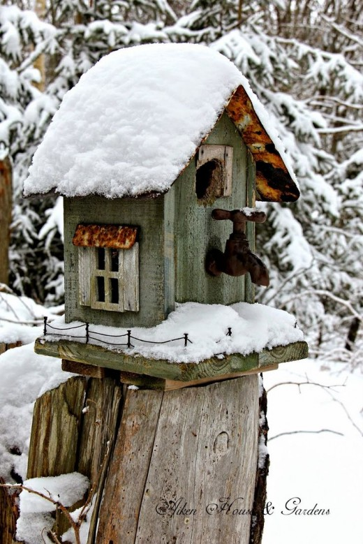 23 DIY Bird Feeder and Bird Houses Ideas to Cherish your ...