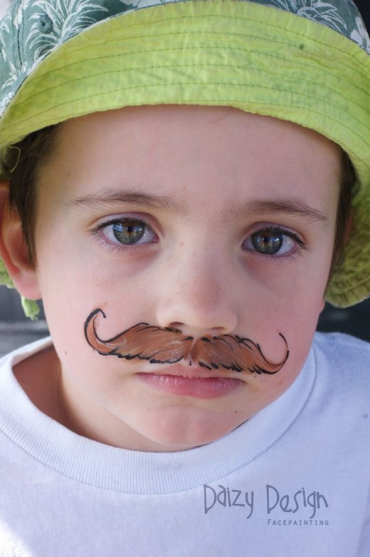 Amazing Kids Face Painting Ideas