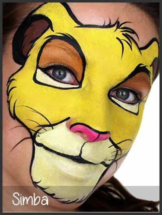 16 DIY Easy And Beautiful Face Painting Ideas For Kids Diy Craft amp Gardening