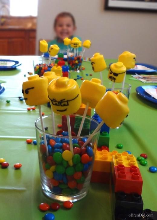 Vivacious Lego Birthday Party Ideas for Kids - Diy Craft Ideas ...