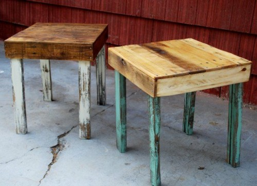 pallet-end-tables