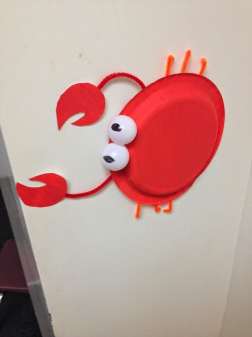 Paper Plate Crab & Some Easy and Funky DIY Paper Plate Crafts for Kids - Diy Craft ...