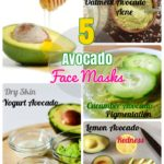 Top 5 Homespun Avocado Face masks for Various Skin Troubles
