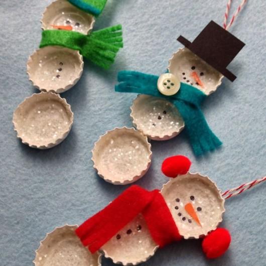 Bottle-cap-crafts