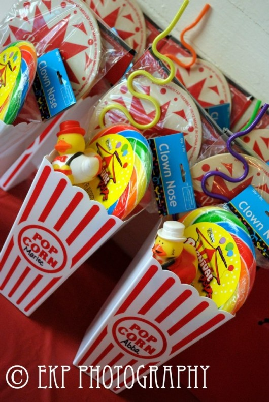 Carnival Theme Party Decoration Ideas Part - 48: Circus Carnival Party Favors