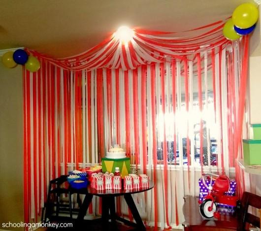 Circus-birthday-party