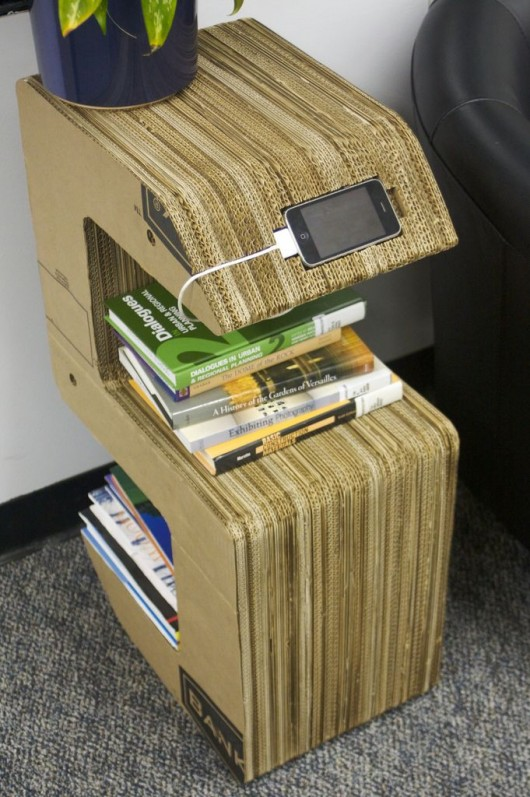 DIY-Cardboard-furniture