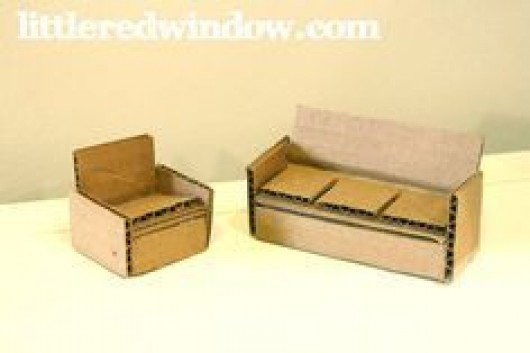 cardboard furniture diy. DIY-Cardboard-furniture Cardboard Furniture Diy