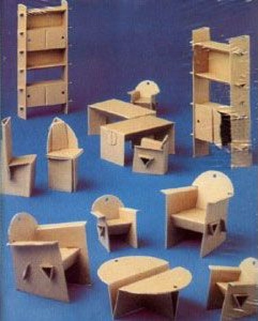 Diy Household Cardboard Furniture Ideas Diy Craft Ideas Gardening