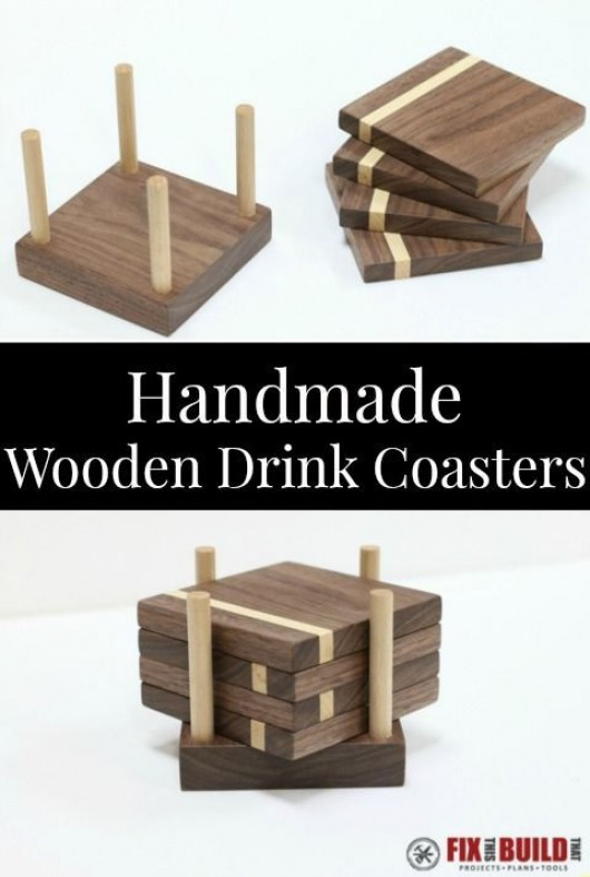 handmade wood products that sell 18 diy coaster ideas with recycled and reclaimed items 3009