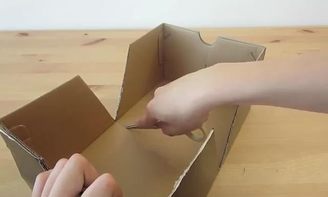 DIY Ideas Storage Organizer with Shoe box (11)