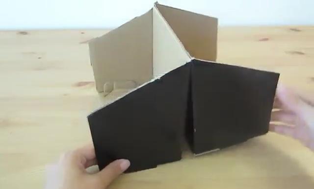 DIY Ideas Storage Organizer with Shoe box (13)