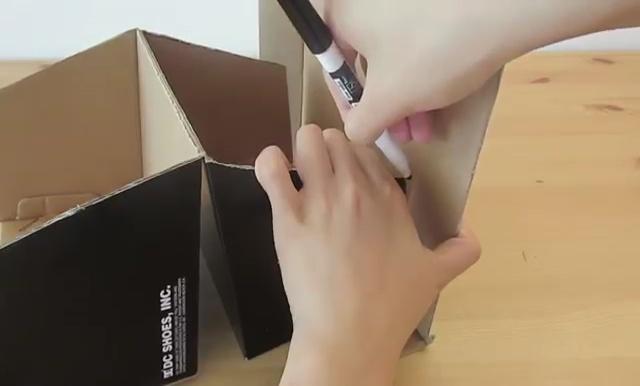 DIY Ideas Storage Organizer with Shoe box (14)