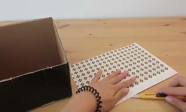 DIY Ideas Storage Organizer with Shoe box (21)
