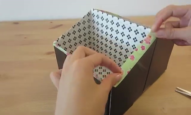 DIY Ideas Storage Organizer with Shoe box (25)