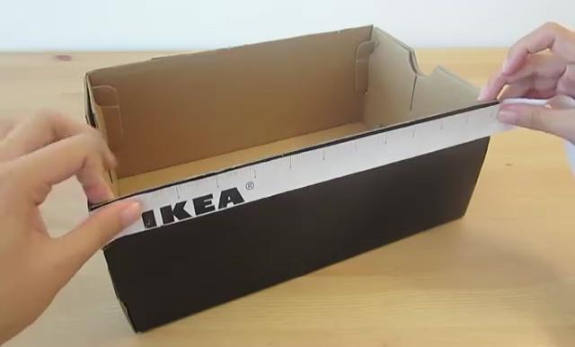 DIY Ideas Storage Organizer with Shoe box (5)