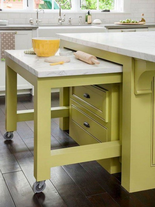 DIY-Kitchen-storage & DIY Storage Ideas: 24 Space Saving Clever Kitchen Storage and ...