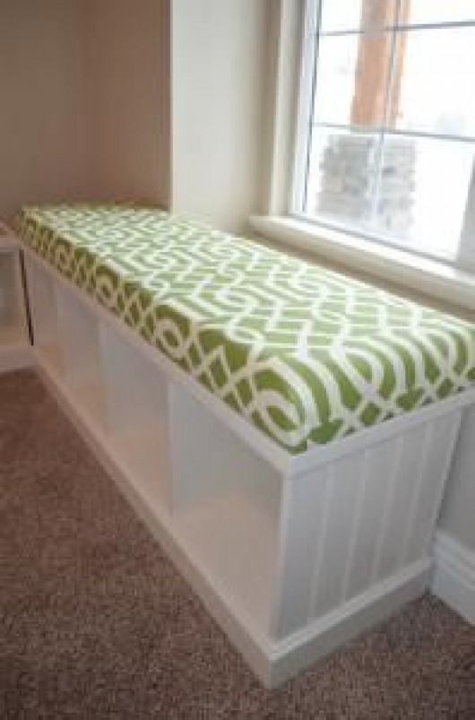 15 Diy Storage Ottoman Ideas Frugal Ways With Recycle