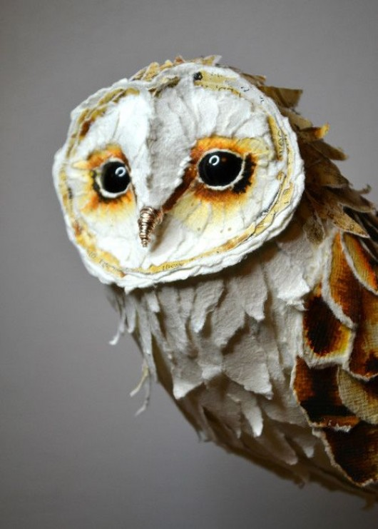 DIY-owl-paper-craft & DIY Birds Craft: 24 Easy Paper Owl Craft Ideas for Kids - Diy Craft ...