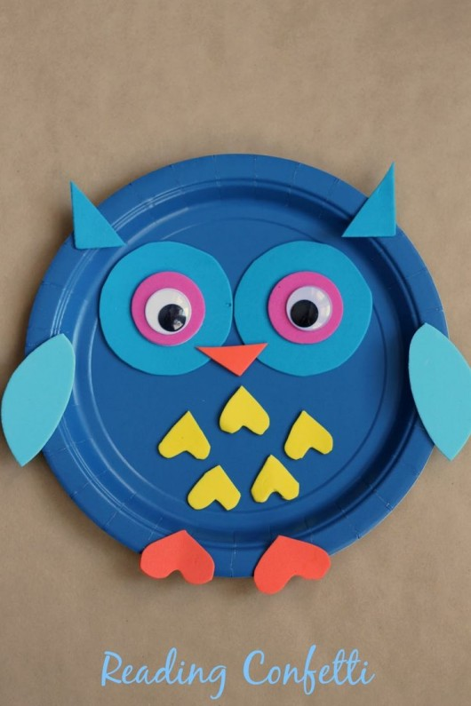 Diy Birds Craft 24 Easy Paper Owl Craft Ideas For Kids