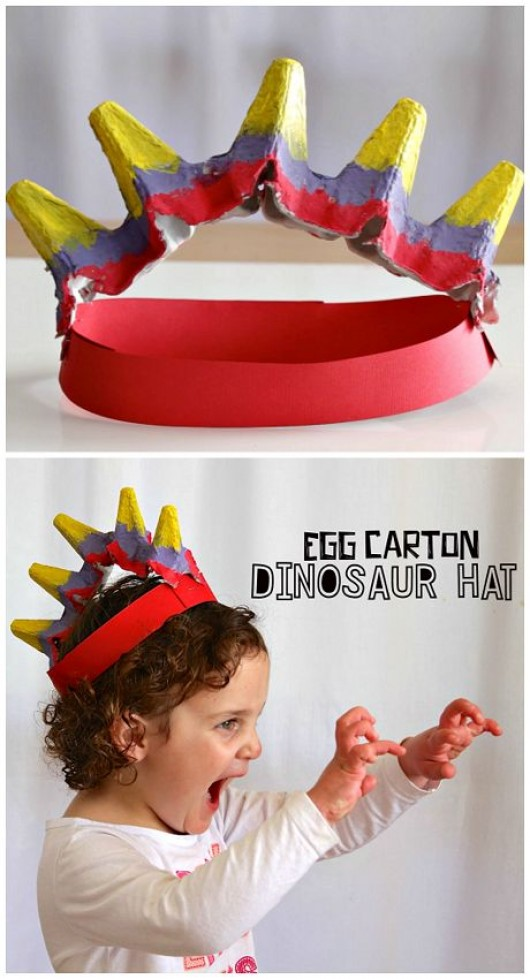 DIY Animal Crafts: 22 Dinosaur Craft Activities and School Project Ideas