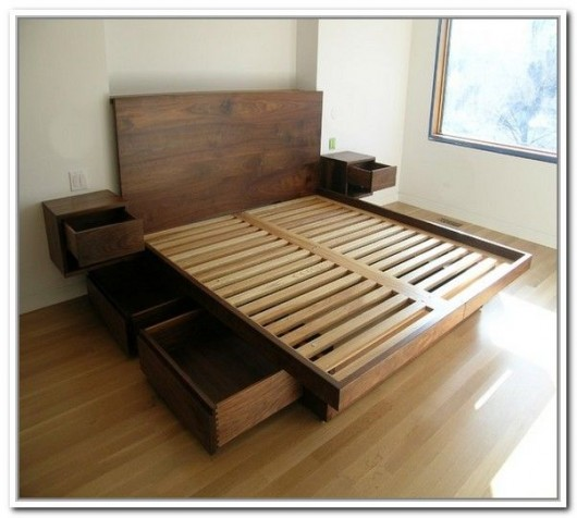 DIY Storage Bed Ideas for Small Places - Diy Craft Ideas & Gardening