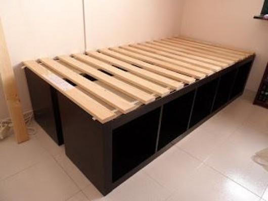 Diy-Storage-bed