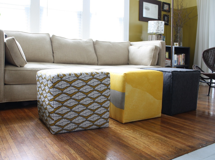 diy storage ottoman ideas from recycle crates and pallets diy craft