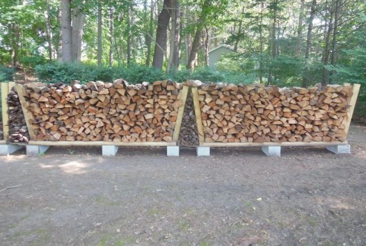 DIY Firewood ideas: Firewood Storage Inspiration Ideas ...