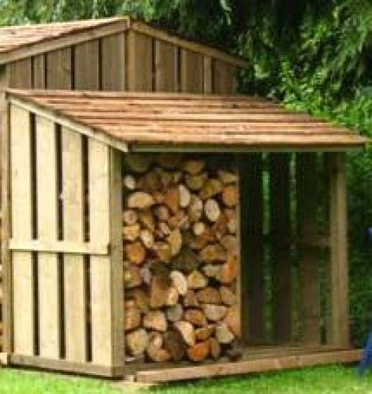 Diy firewood ideas firewood storage inspiration ideas for Log storage ideas