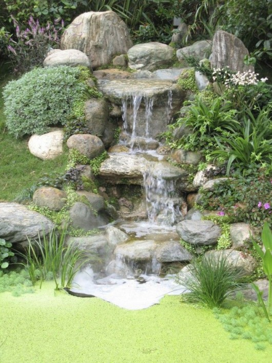Build A Garden Waterfalls