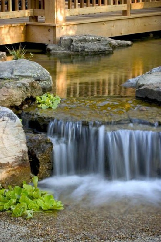 Garden-waterfalls