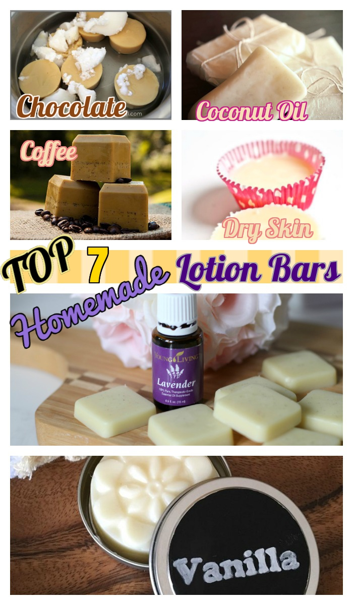 Lotion Bar Recipes for Soft & Glowing Skin