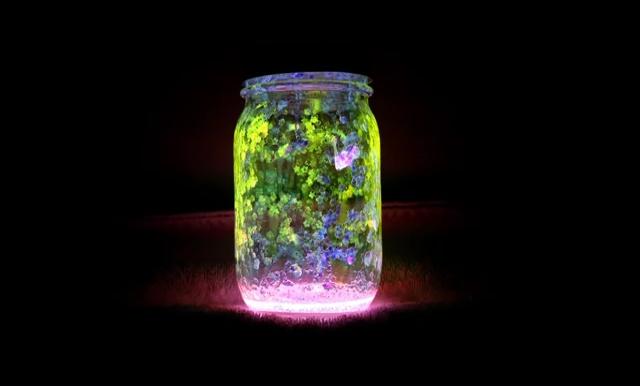 How to make a DIY Fairy Glow Jar (19)