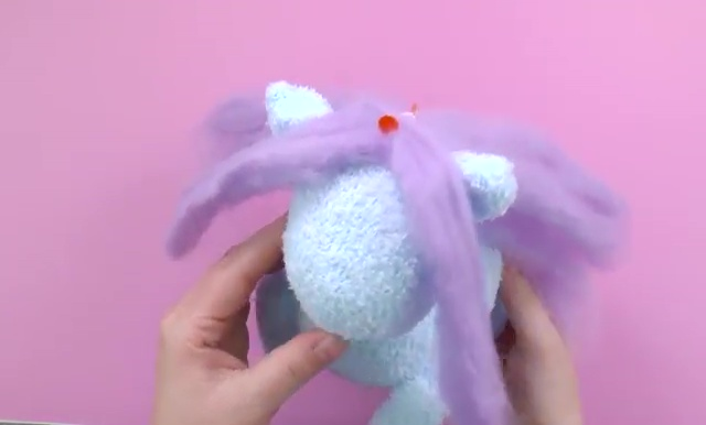 How to make a socks unicorn (38)