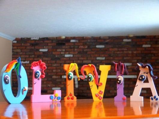 22 enchanted fairy birthday party ideas diy craft ideas for My little pony craft ideas