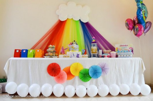 Exciting My Little Pony Birthday Party Ideas for Kids - Diy Craft ...