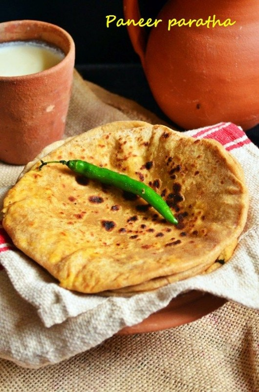 19 DIY Tasty Parathas and Stuffed Flat Bread Recipes