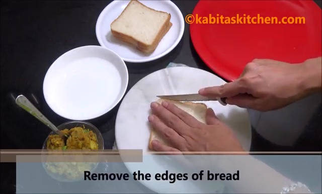 Potato Stuffed Bread Roll Recipe (19)
