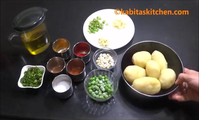 Potato Stuffed Bread Roll Recipe (2)