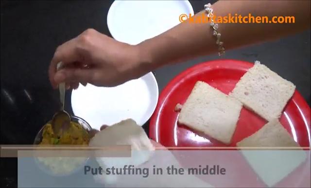 Potato Stuffed Bread Roll Recipe (22)