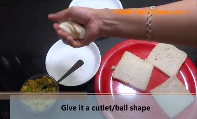 Potato Stuffed Bread Roll Recipe (24)