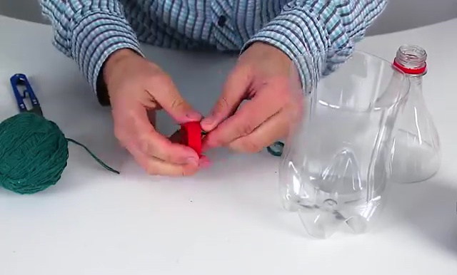 Recycled Plastic Bottle Craft (6)