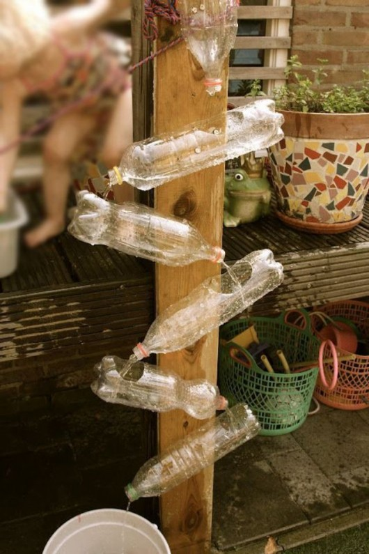 DIY Garden Ideas: 37 Recycled Stuff Gardening and Garden Art Decors