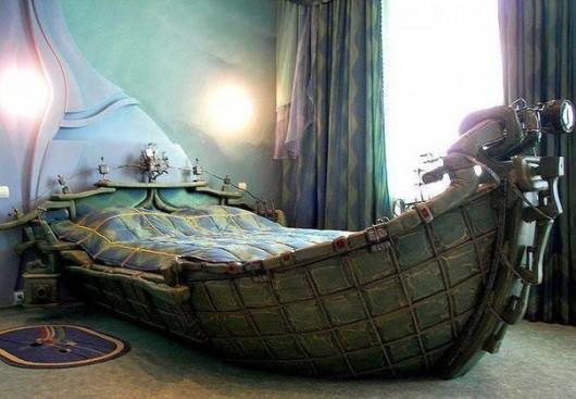 Tangled-Rapunzel-Bedroom