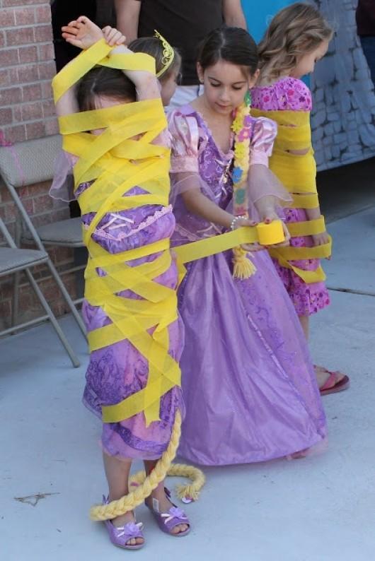 Everything Tangled Rapunzel Eugene Themed Party Ideas
