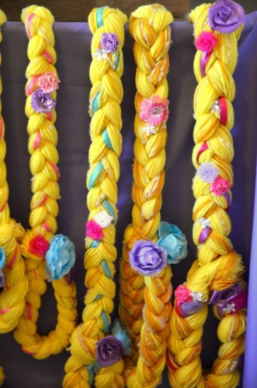 Tangled-party-ideas