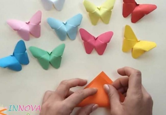 15 simple butterfly crafts cake ideas for kids diy for Butterflies for crafts and decoration
