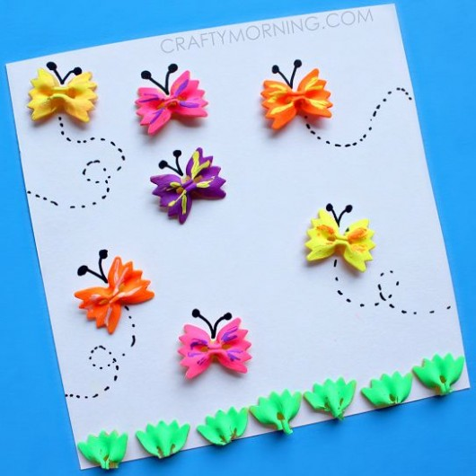 15 Simple Butterfly Crafts & Cake Ideas for Kids